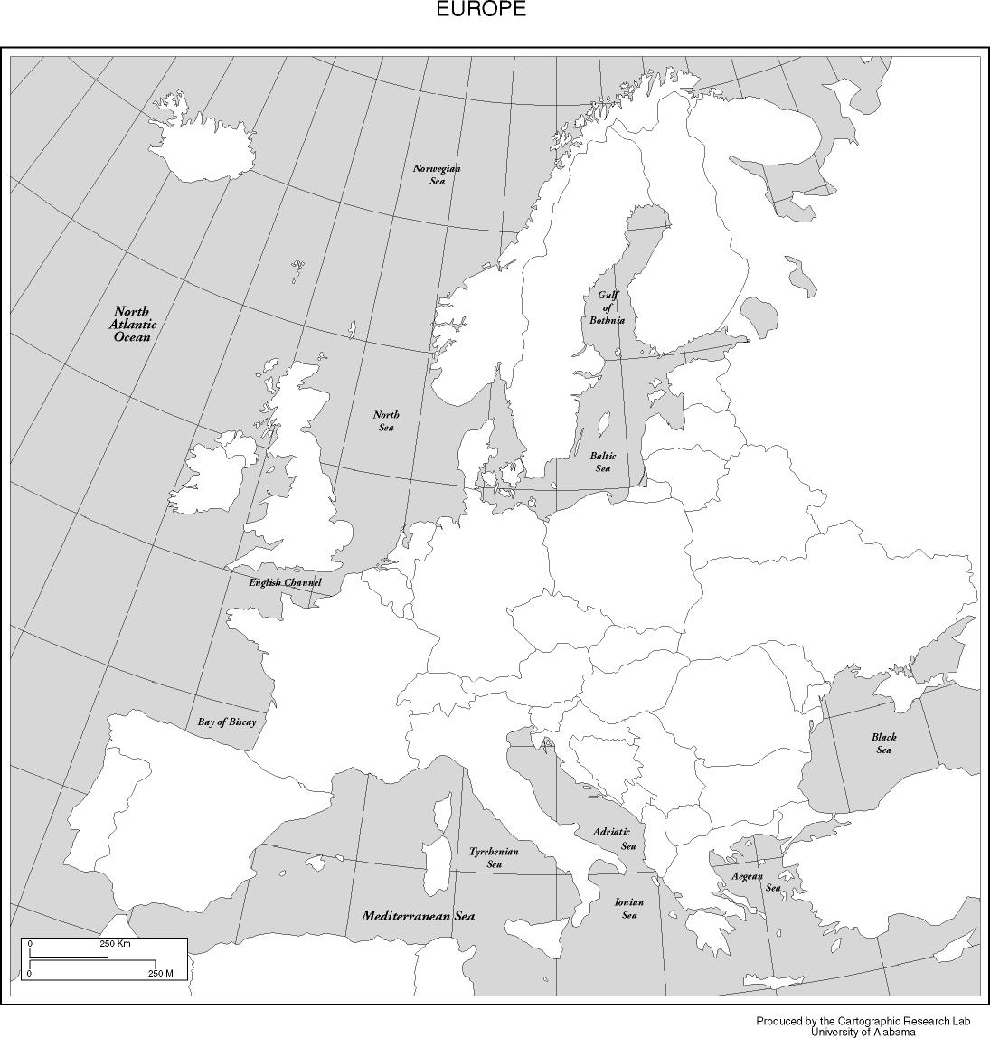 Blank+world+war+2+map+of+europe
