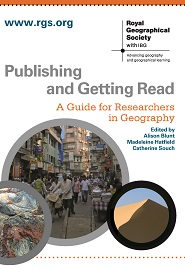 Publishing and Getting Read
