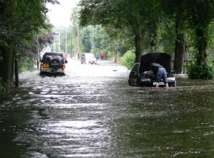 uk flooding 2007