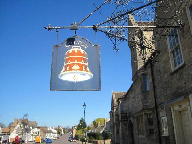 """Bell Inn Stilton Village.jpg"" The Bell Inn in Stilton parish argued by the village campaign to be the birthplace of Stilton Cheese. Photo: Matthew J Rippon."