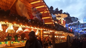 Birmingham's German Christmas Market captured last weekend!