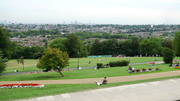 Alexandra Park, London Borough of Haringey. Source: unedited from flickr; author: Ewan Munro. Click on the photograph to see the original.
