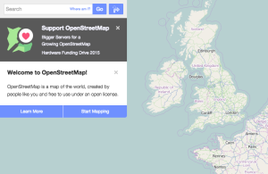 OpenStreetMap is catalysing an open-sourced mapping revolution.