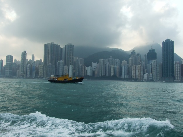 'Hong Kong Island', Source: Adam Grydehøj.
