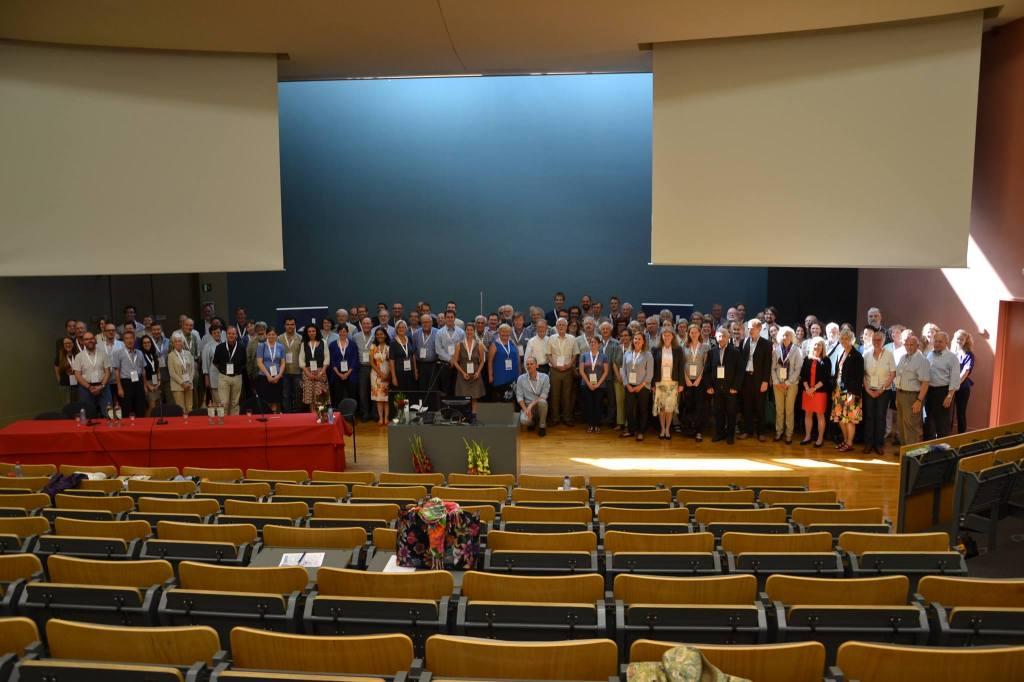 ICHC 2015 Antwerp attendees. Photograph (c)  2015 Joost Depuydt.