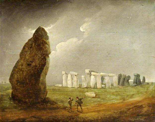 Etheridge, Francis; Stonehenge, 2 May 1816