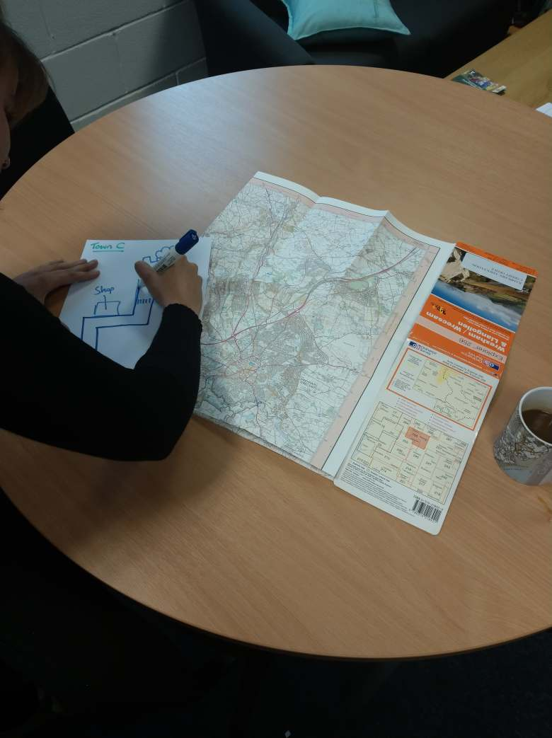 Paula Map